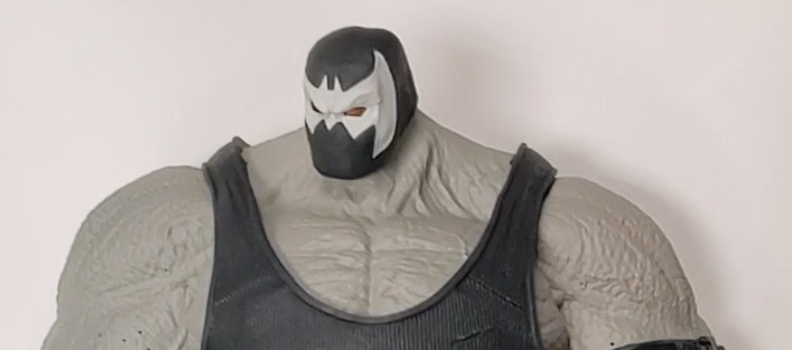 McFarlane Toys to Produce Gigantic DC Multiverse Bane Build-A-Figure