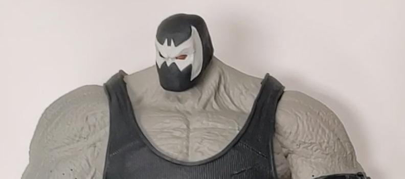 McFarlane Toys to Produce Gigantic DC Multiverse Bane Build-A-Figure