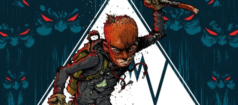 'Mountainhead' Writer John Lees and Artist Ryan Lee: The Conskipper Interview
