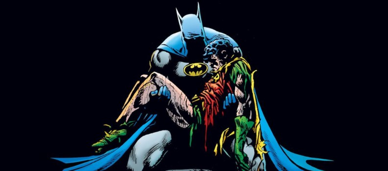 'Batman: A Death in the Family: The Deluxe Edition' Will Include Never-Before Published Artwork That Shows How Jason Todd Could Have Survived