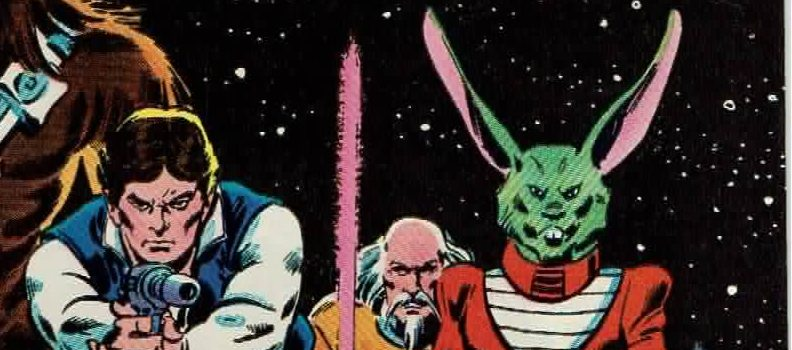 The 'Star Wars' Rabbit: Jaxxon T. Tumperakki's Rebirth