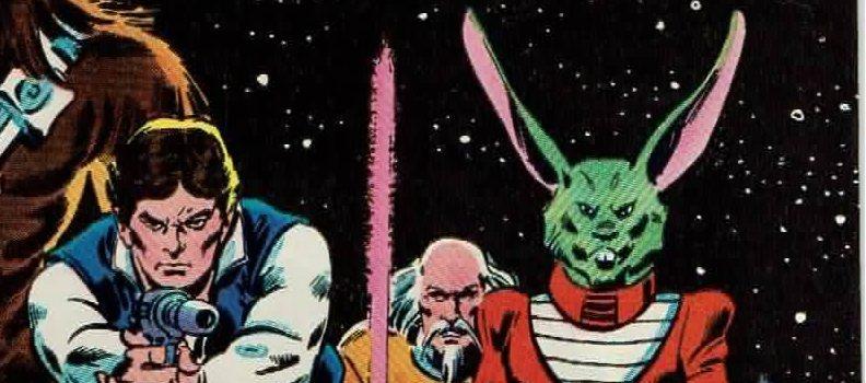 The 'Star Wars' Rabbit: Jaxxon T. Tumperakki's Rebirth