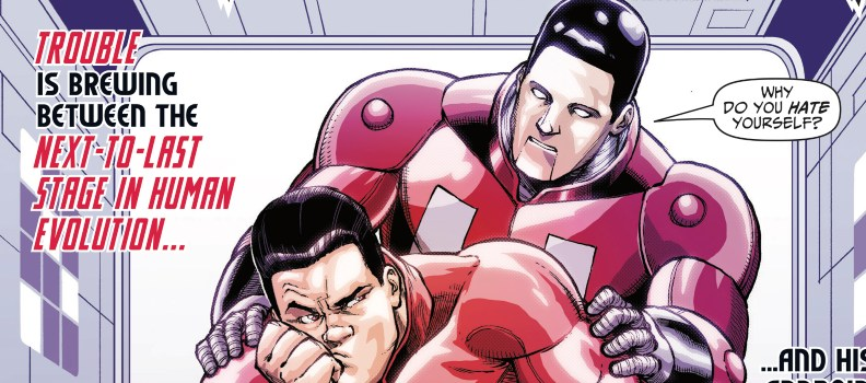 'Penultiman' Writer Tom Peyer: The Conskipper Interview