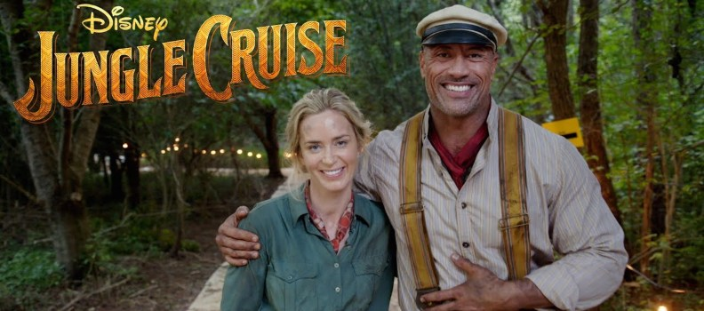 Disney's 'The Jungle Cruise' Will Debut in Theaters and on Disney+ Premiere Access on July 30