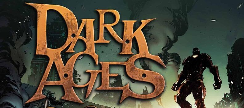 Tom Taylor and Iban Coello Usher in Marvel's 'Dark Ages' in September