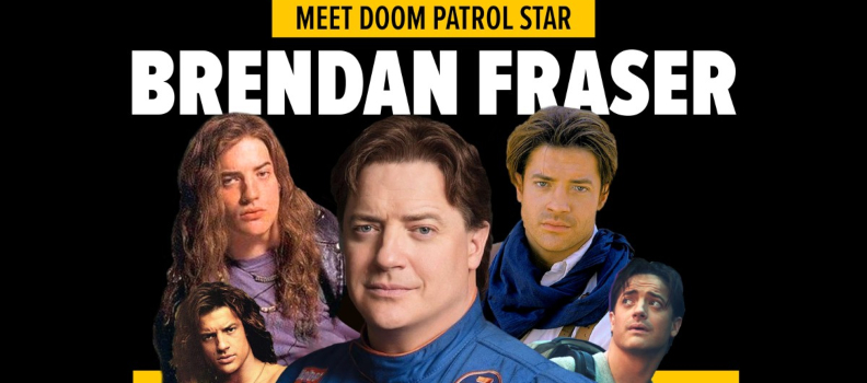Brendan Fraser to Appear at FAN EXPO Boston for Photo Ops, Autographs