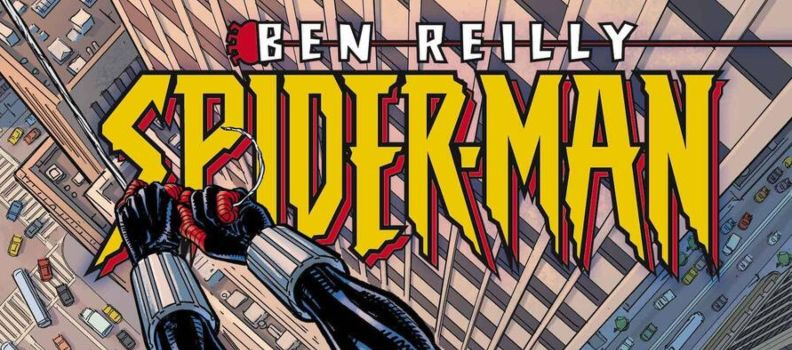 J.M. DeMatteis Returns to Marvel for the Untold Tales of 'Ben Reilly: Spider-Man' in January