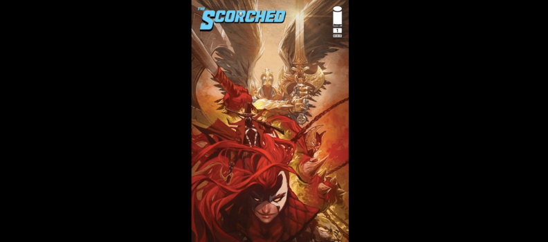 Image Comics Releases Cover Art, Details on Todd McFarlane's 'Spawn' Spinoff, 'The Scorched'