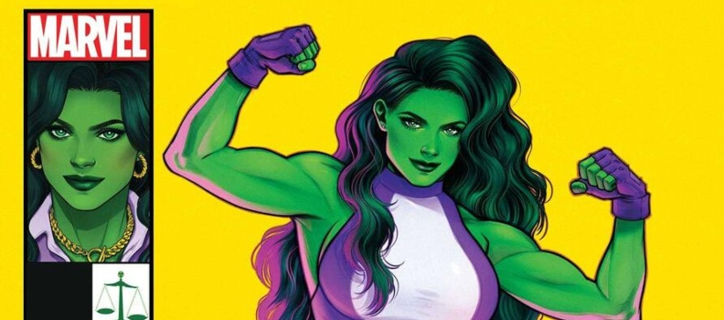 'She-Hulk' Returns in New On-Going Series by Rainbow Rowell and Rogê Antônio