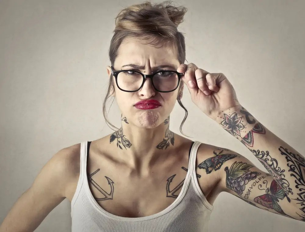 Détatouage  Comment Enlever Un Tatouage Permanent