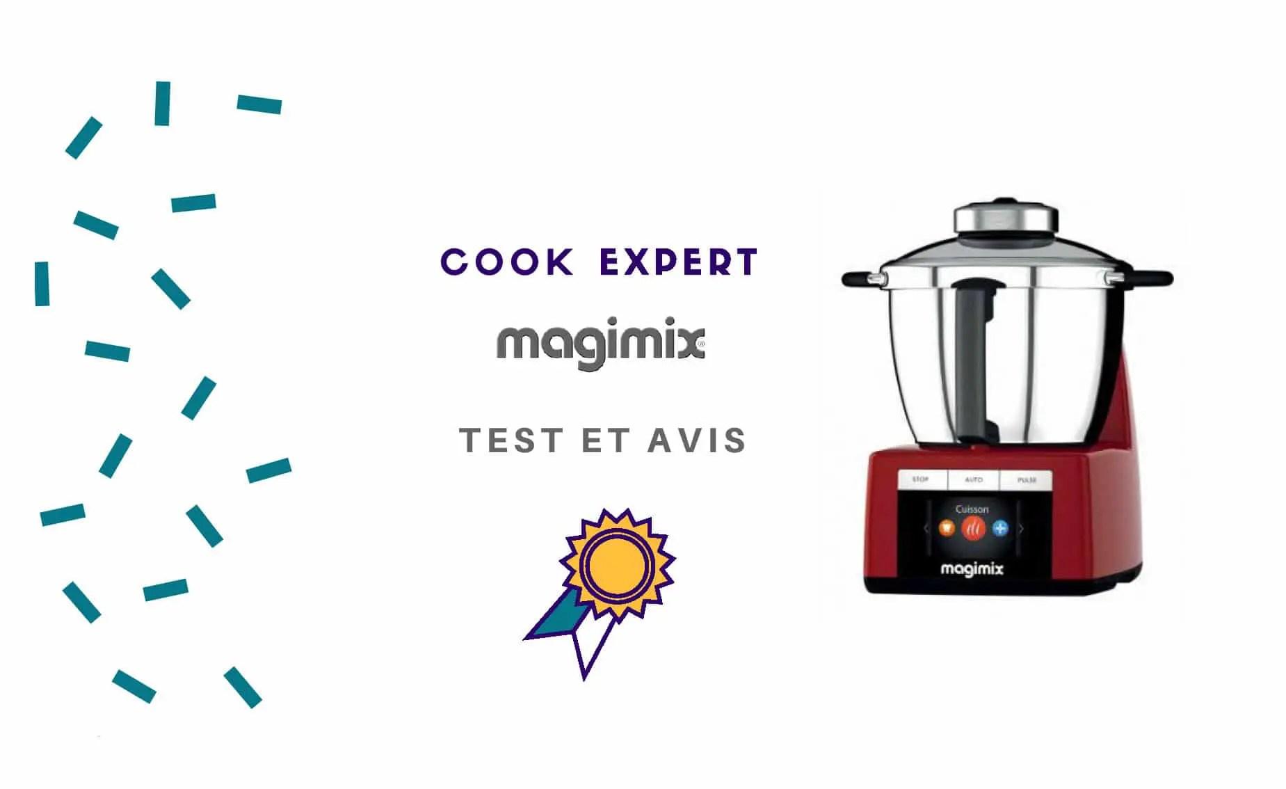 avis magimix cook expert vrai test complet et promo 2021