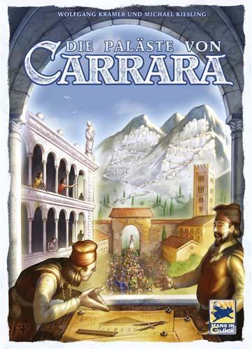 Die Palaste von Carrara