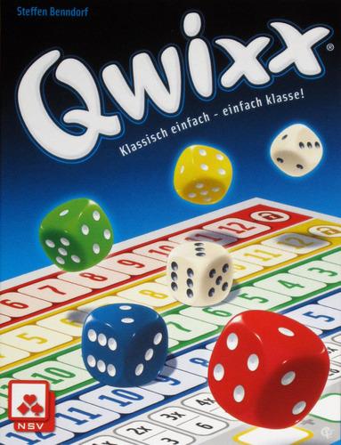 Qwixx Juego de Dados