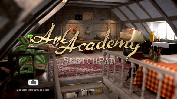 Art Academy: Sketch Pad