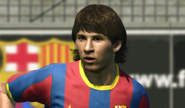 Leo Messi PES 2011