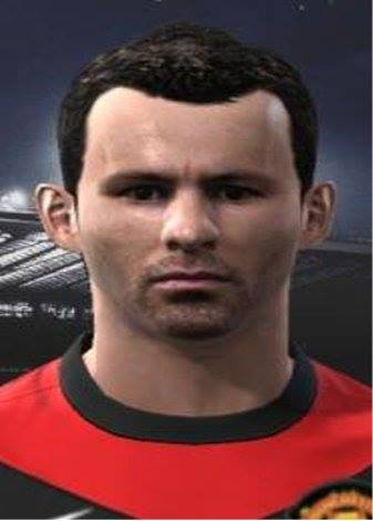 Giggs PES 2010