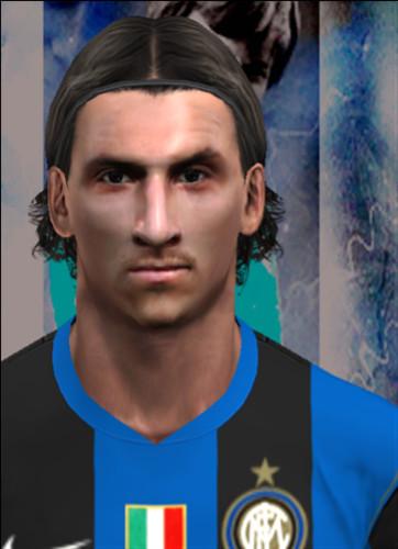 Ibrahimovic PES 2009