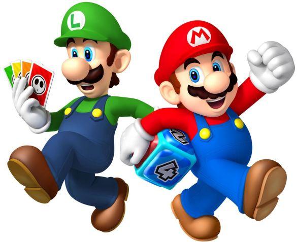 Mario y Luigi Mario Party