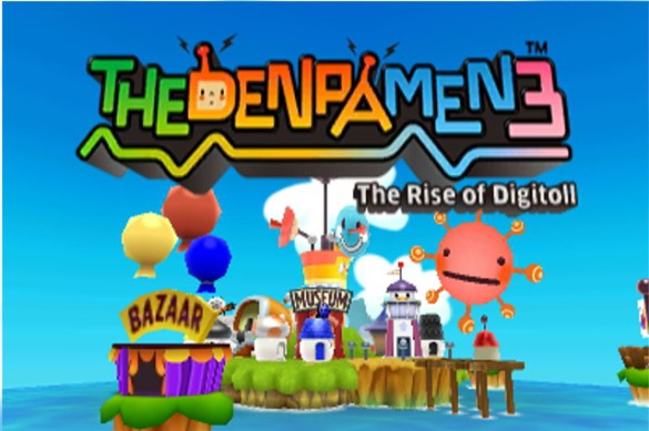 The Denpa Men 3