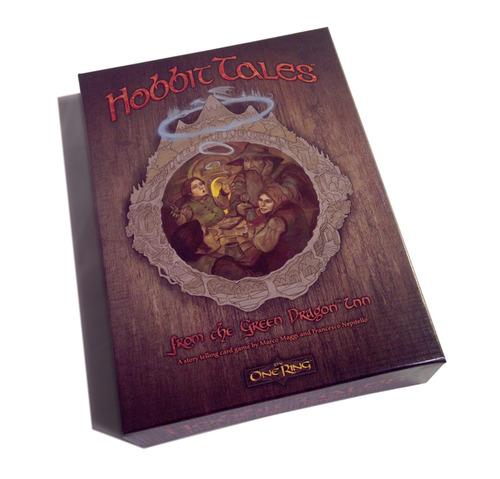 Cuentos de los Hobbits Caja