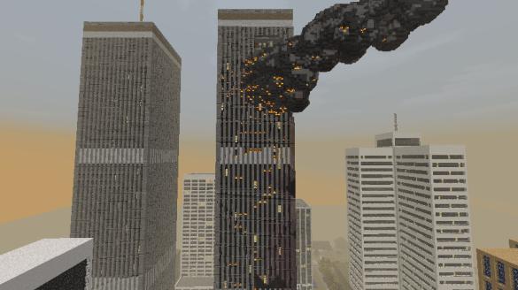 Minecraft Torres Gemelas