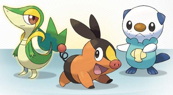 Pokemon Quinta Generacion
