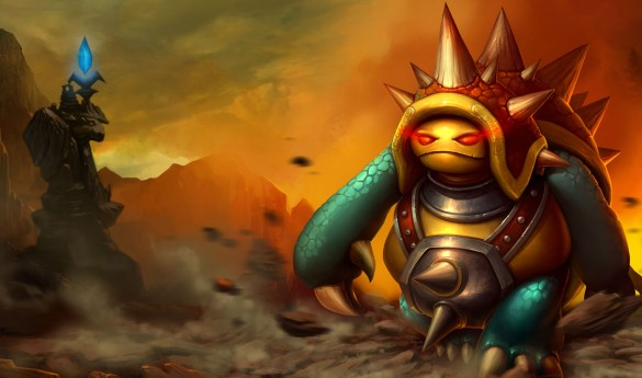 Rammus League of Legends