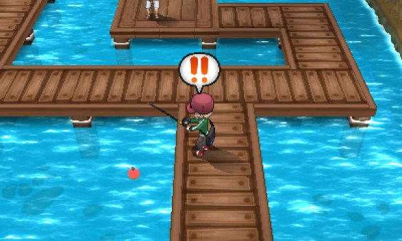 Pesca en cadena Pokemon shiny