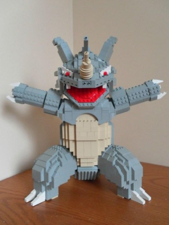 Rhydon LEGO