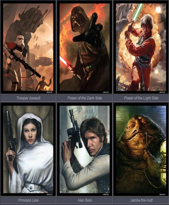 Fundas Protectoras Star Wars