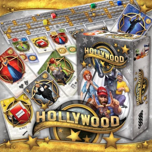 Hollywood Board Game Kickstarter