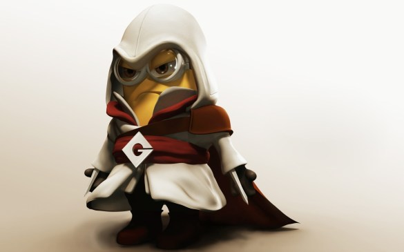 Minion Assassins Creed