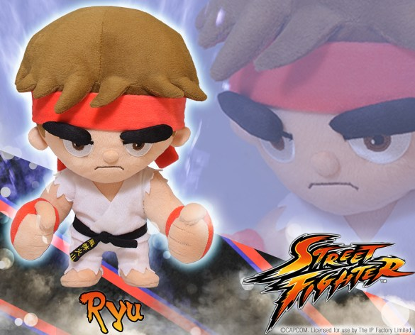 Peluche Ryu Street Fighter