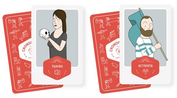 Cartas Crowdfunding El Juego