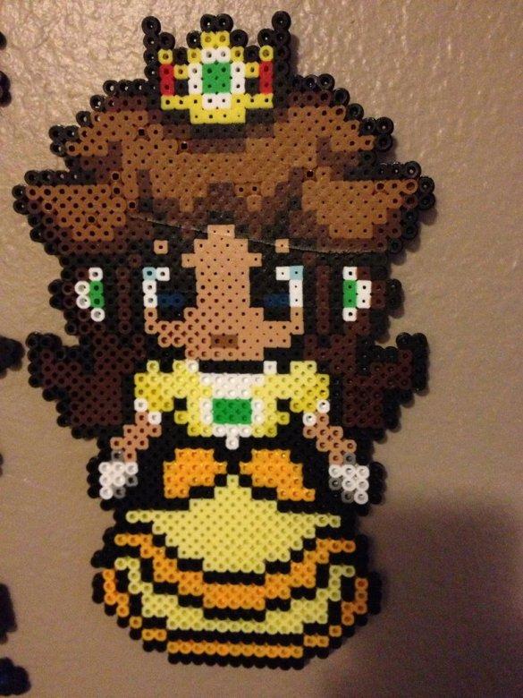 Hama Beads Daisy