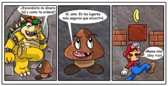 Humor Nintendo
