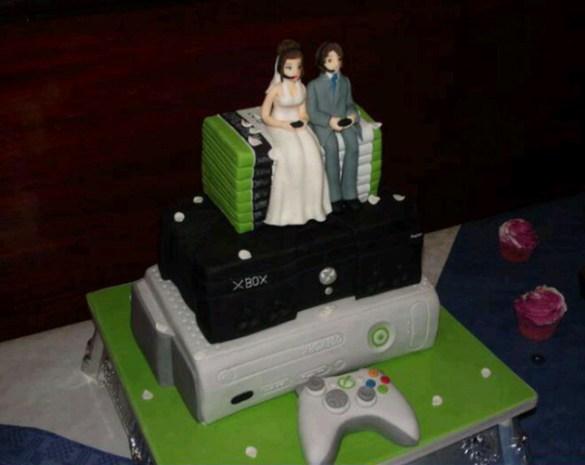 Tarta Xbox