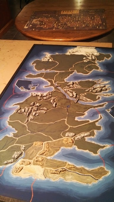 3D Game of Thrones