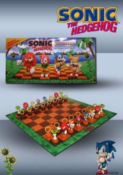 Ajedrez Sonic