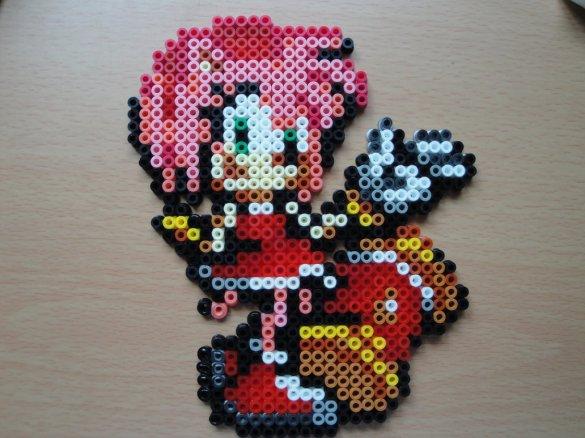 Hama Beads Amy