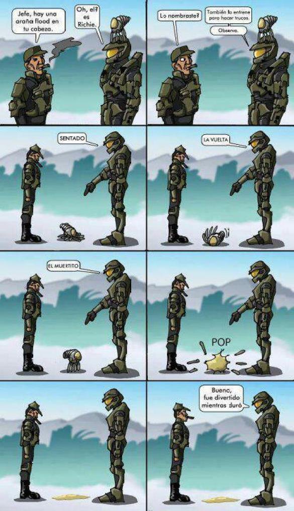 Humor Halo 2