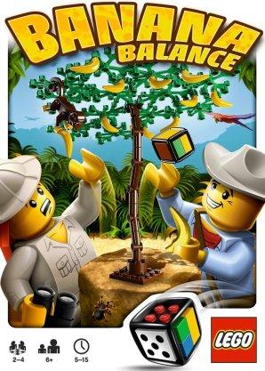 Lego Banana Balance