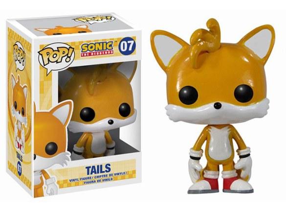 Merchandising de Sonic 6