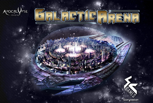 Apocalypse Galactic Arena