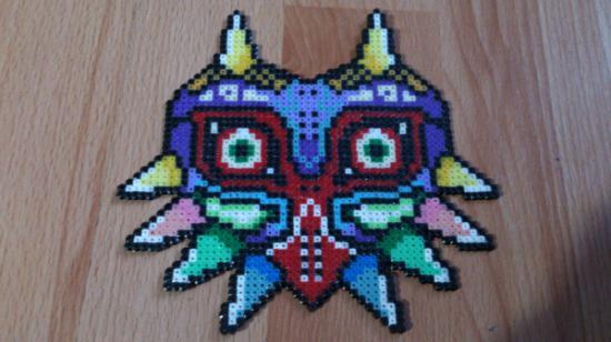 Hama Beads Boss Zelda