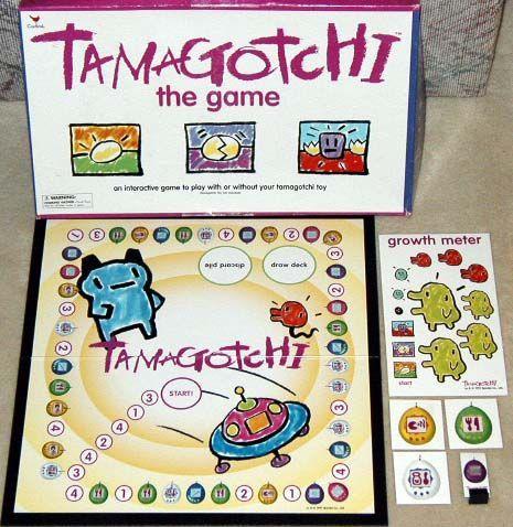 Juego de Mesa Tamagotchi