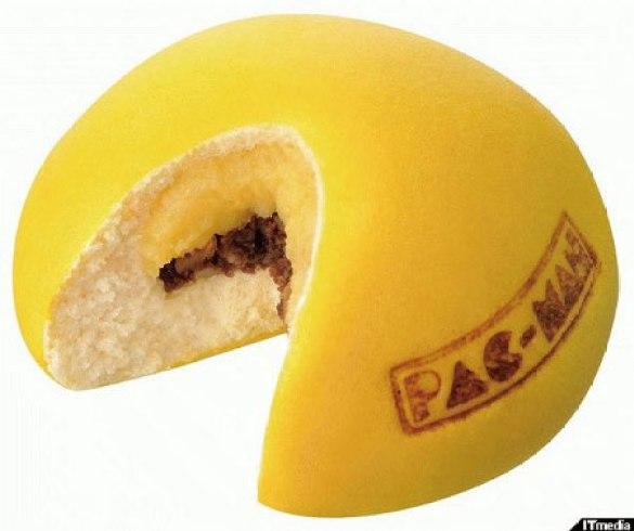 Pastel de Pac Man