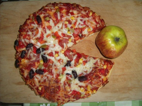Pizza Pac Man