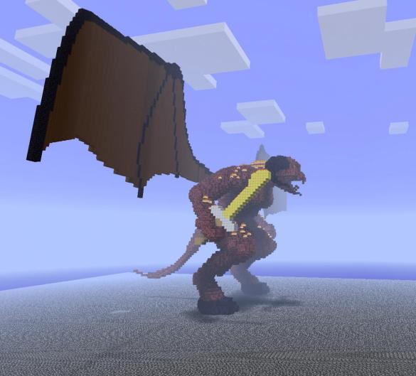 Balrog Minecraft