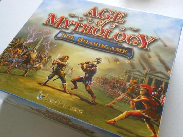 Juego de Mesa Age of Mythology